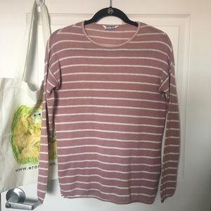 Pull&Bear Striped Sweater